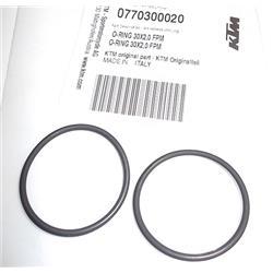! KTM O-ring korka spustowego SX-F-5146