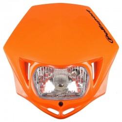 Reflektor uniw do enduro MMX orange-5602