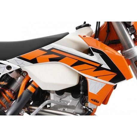 KTM EXC EXC-F '16 Osłony boczki spoilery