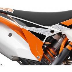 KTM SX 13-15 EXC 14-16 Osłona filtra pow P pokrywa