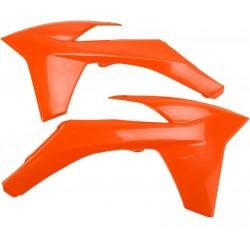 Osłony boczki spoilery KTM EXC '12-13